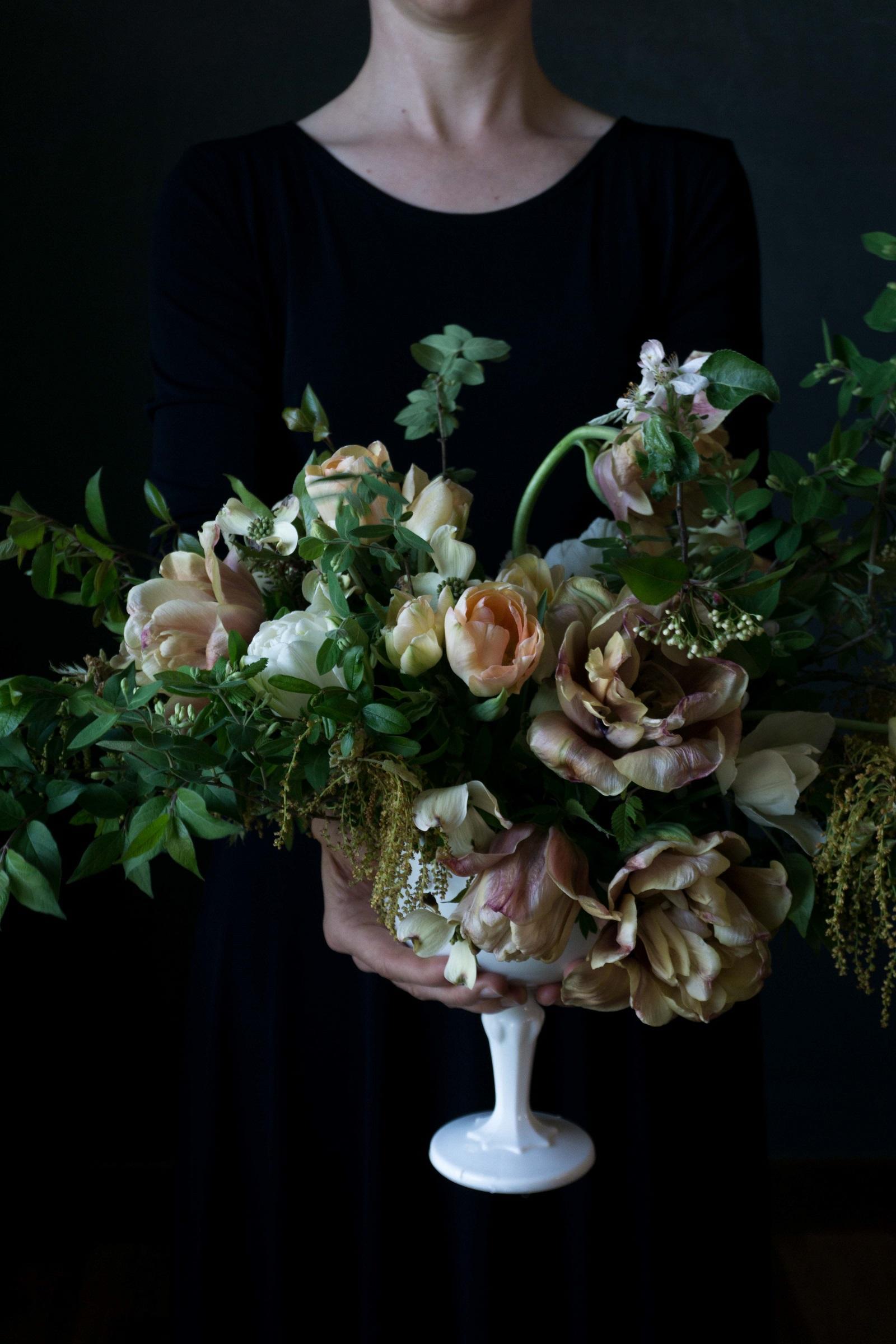 A Ten Mile Bouquet Root Design Company